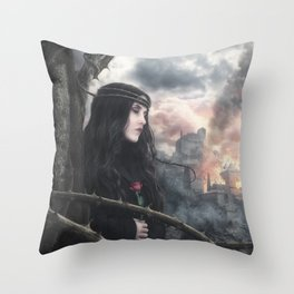 Exodus III: Resignation Throw Pillow