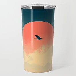 Lonesome Traveler Travel Mug