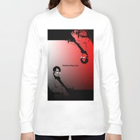 stephen king Long Sleeve T-shirts featuring Stephen King Rules by Hazel Bellhop