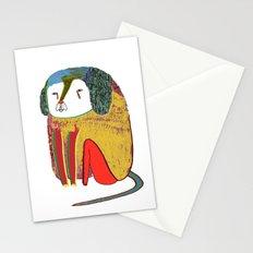 Dog. dogs, dog art, dog illustration, design Stationery Cards
