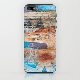 walls #5 iPhone Skin