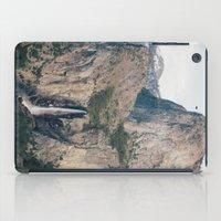 yosemite iPad Cases featuring Yosemite Waterfall by Laura Ruth