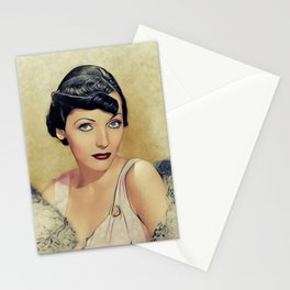 Adrienne Ames, Vintage Actress Stationery Cards