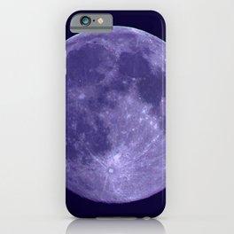 Royal Moon iPhone Case