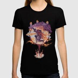Abyss Watchers - Dark Souls 3 T-shirt