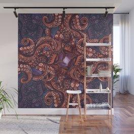 Tentacles Wall Mural
