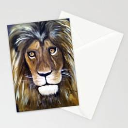 Portrait Of The King Stationery Cards