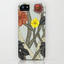 Botanica 9 iPhone Case