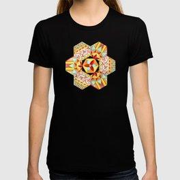 Gypsy Patchwork (printed) T-shirt