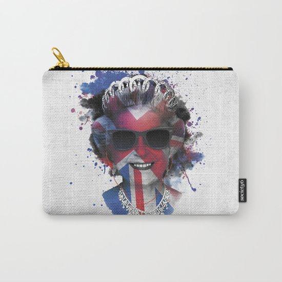 Queen Listen Music Carry-All Pouch