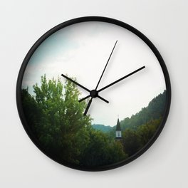 Old Kentucky Church Wall Clock