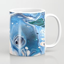 Blue fish Coffee Mug