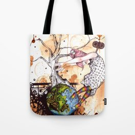 No longer in your World Tote Bag