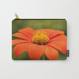 Mexican Sunflower in Bloom Carry-All Pouch