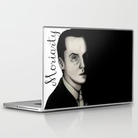 moriarty Laptop & iPad Skins featuring Moriarty by LiseRichardson
