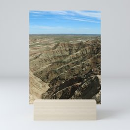 A Rugged Landscape Mini Art Print