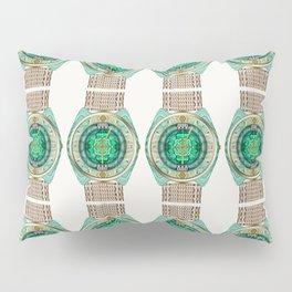 Glass Watch Pillow Sham