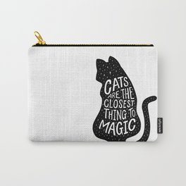 Cat Magic Carry-All Pouch