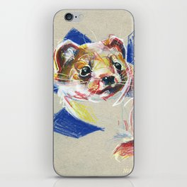 Weasel iPhone Skin