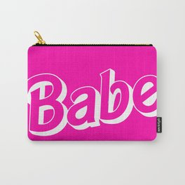 Babe Doll Look Carry-All Pouch