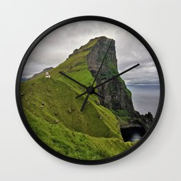 Kallur Lighthouse Wall Clock