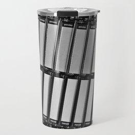 Tapes II Travel Mug