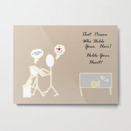 True Love is ...... Metal Print