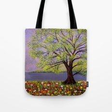 Summer landscape-2 Tote Bag
