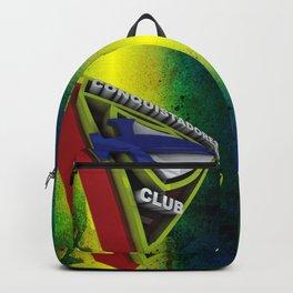 Conquistador 3D streetArt Backpack