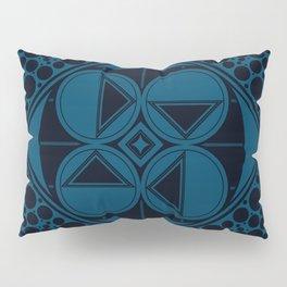 Dar Forma - Blue Pillow Sham