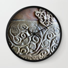 Morgaine Wall Clock