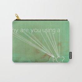 Mac Snob Carry-All Pouch