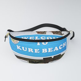 Small Town Beach Fanny Pack