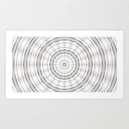 Target Center 2 Art Print