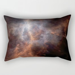 Ionized Carbon Atoms in Orion Rectangular Pillow