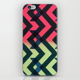 Aztec Two iPhone Skin