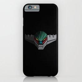 092b Jeeg wide iPhone Case