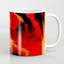 Abstract distortion Coffee Mug