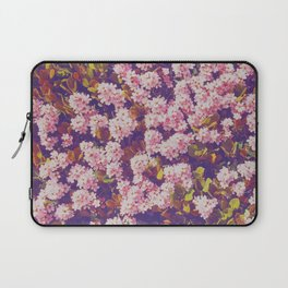 Warm Blossoms Laptop Sleeve