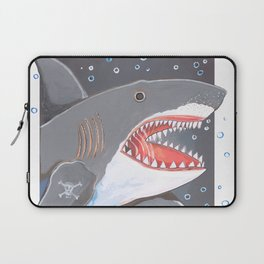 Hark a Shark Laptop Sleeve