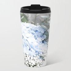Hydrangea dreams Metal Travel Mug
