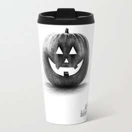 Halloween graffiti Travel Mug