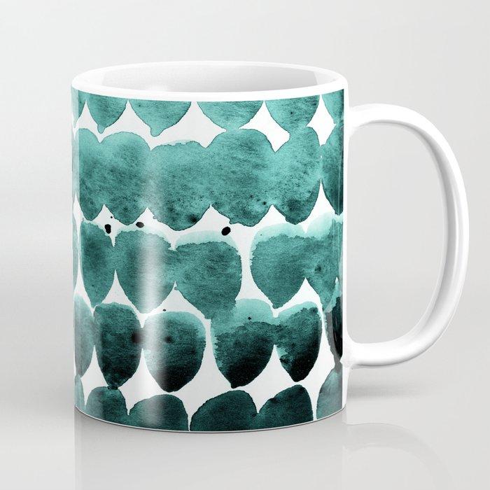 Color Jewels 9-2zp by Kathy Morton Stanion Coffee Mug