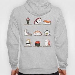 Sushi Yoga Hoody