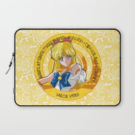 Sailor Venus - Crystal Intro Laptop Sleeve
