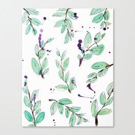 blazz studios: Spring Twigs Canvas Print