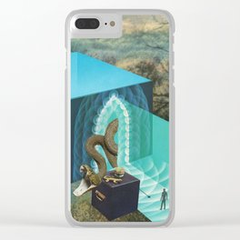 Charmed Clear iPhone Case