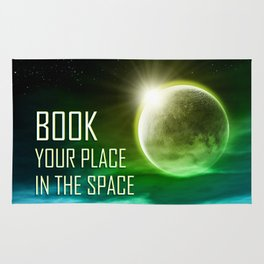 Book your place in the space Rug