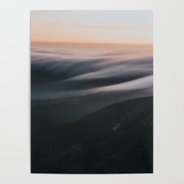 Sunset mood - Landscape and Nature Photography Poster