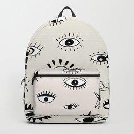 Magic Eyes Backpack
